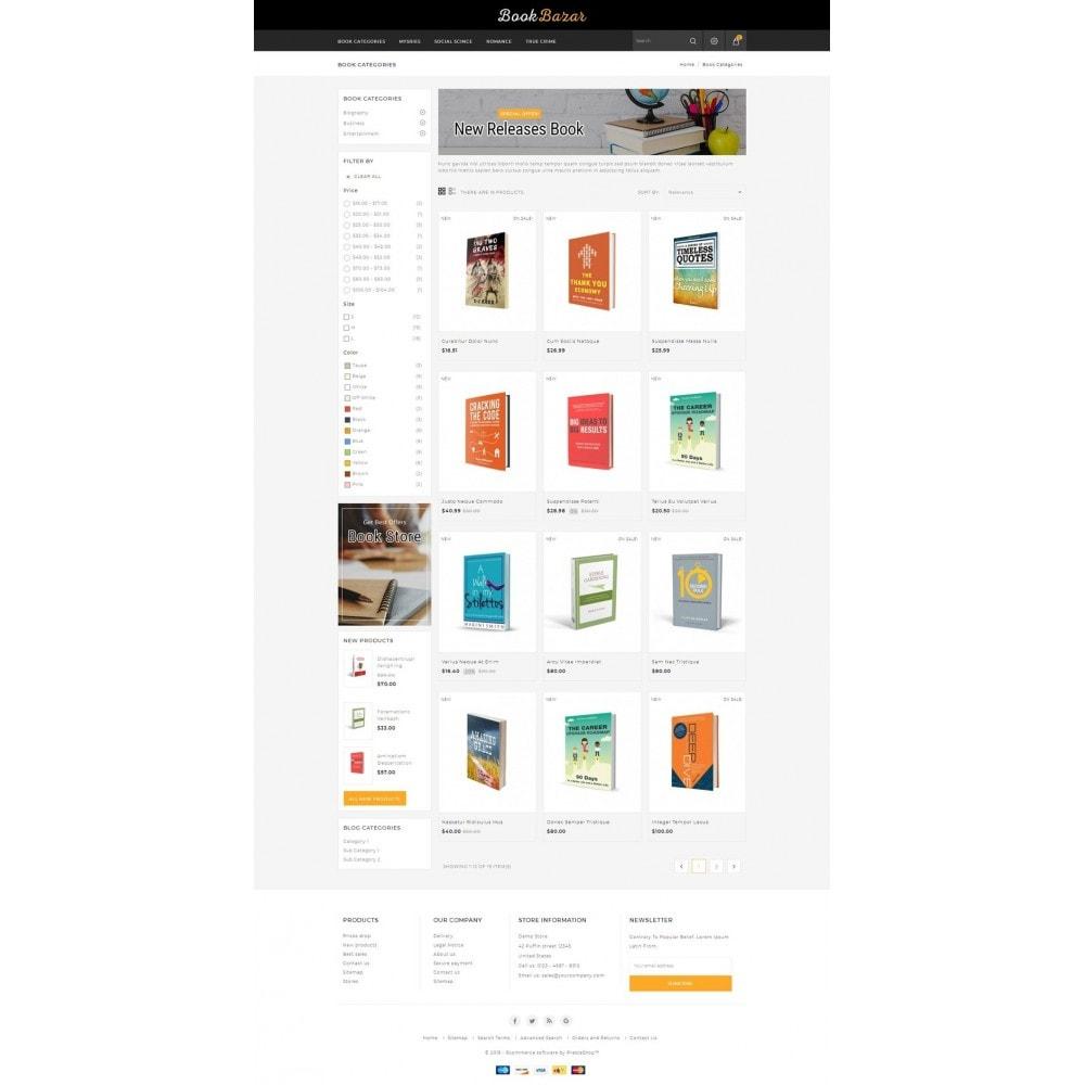 theme - Deportes, Actividades y Viajes - Book Bazar Store - 3