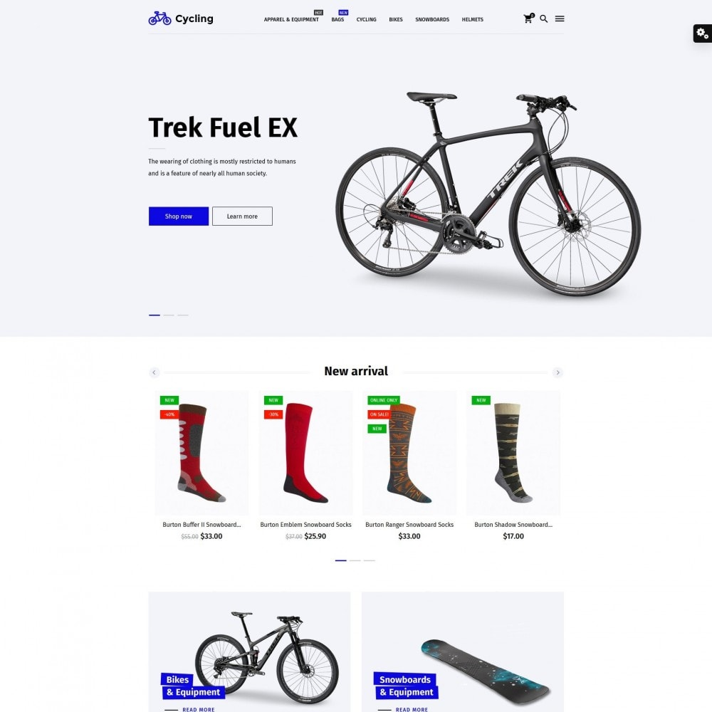 theme - Sports, Activities & Travel - Cycling - 2