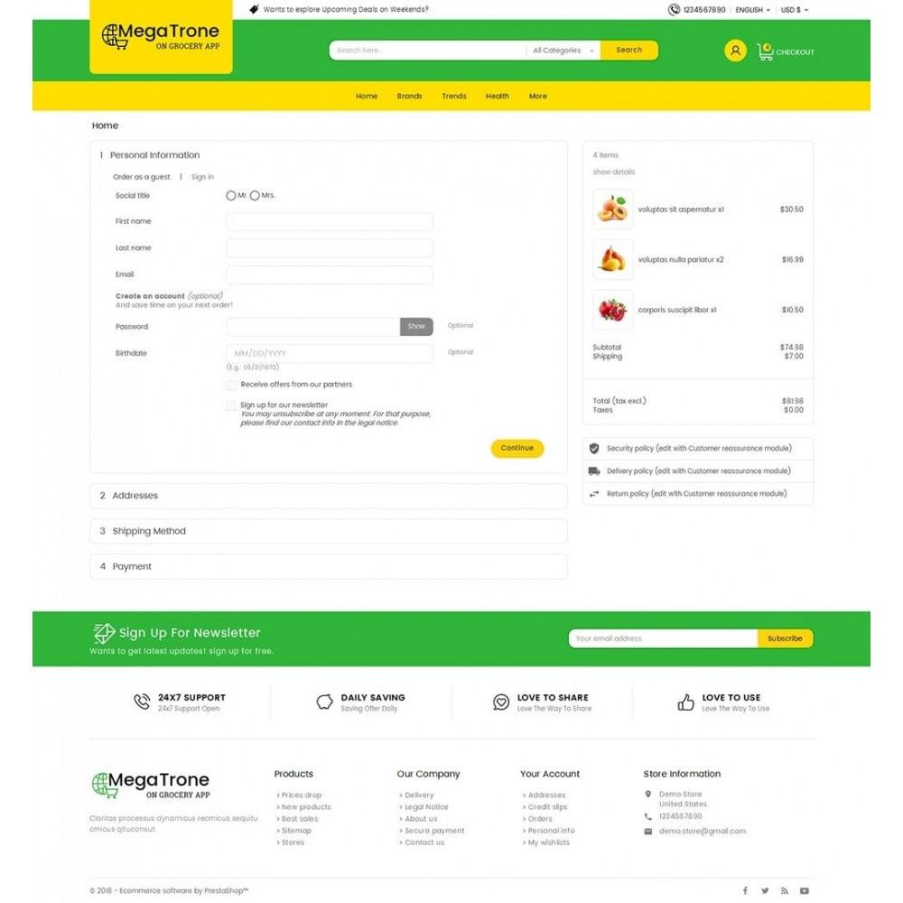 theme - Eten & Restaurant - Mega Trone Grocery - 7