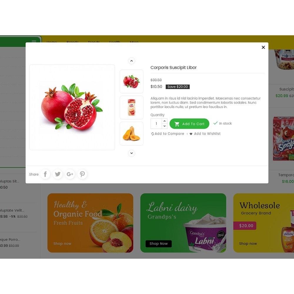 theme - Żywność & Restauracje - Mega Trone Grocery - 8