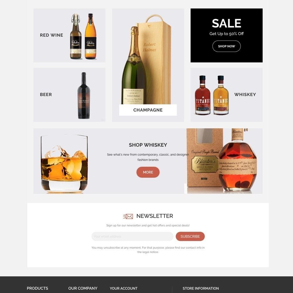 theme - Drink & Wine - WINESHOP - 2