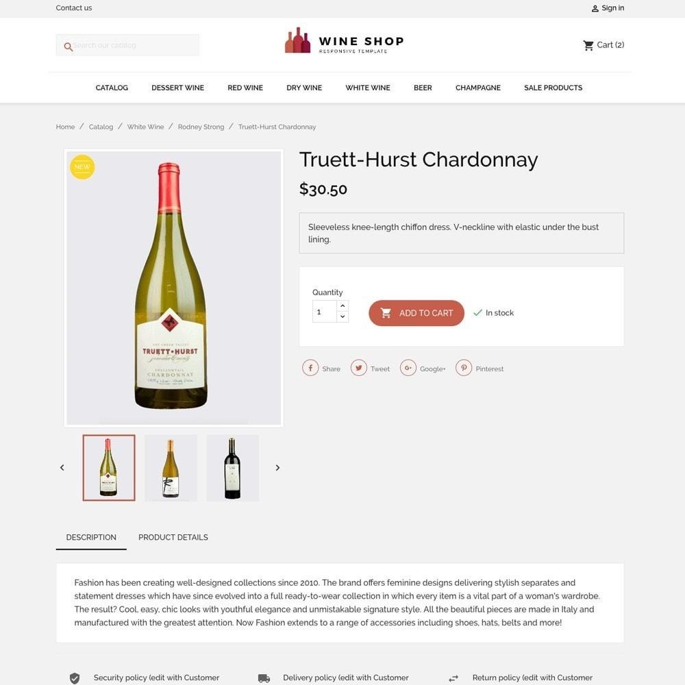 theme - Drink & Wine - WINESHOP - 3