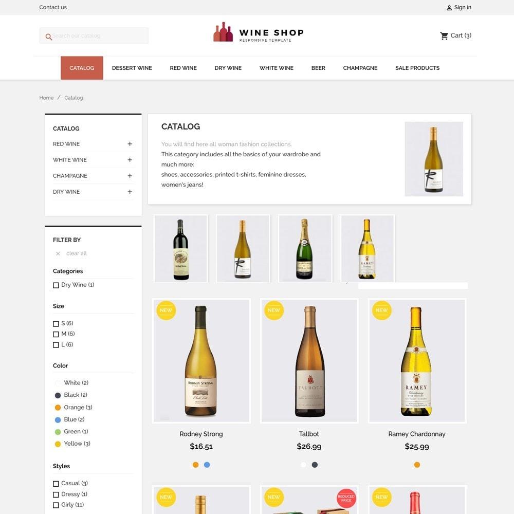 theme - Drink & Wine - WINESHOP - 4