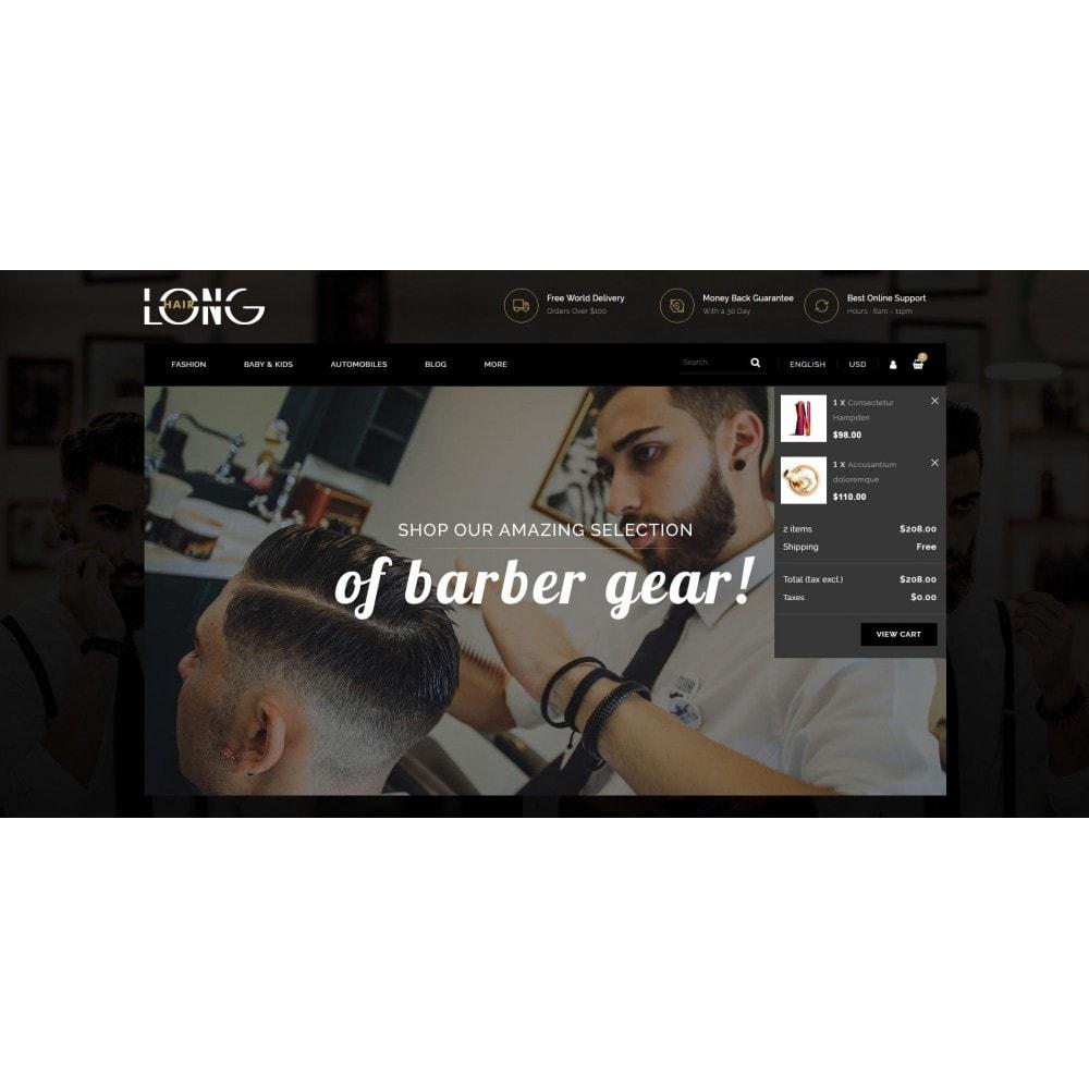 theme - Zdrowie & Uroda - Barbara Hair Salon - 8