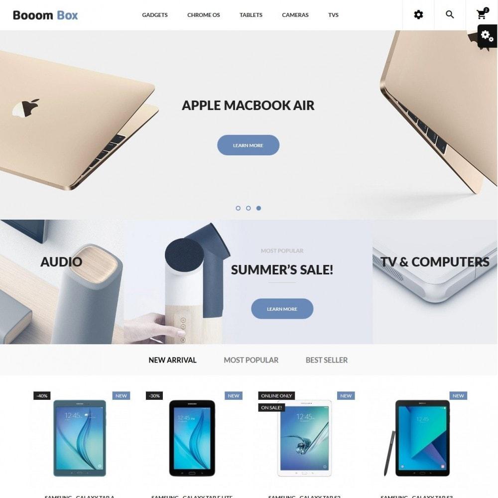 theme - Elektronica & High Tech - Booom box - High-tech Shop - 2