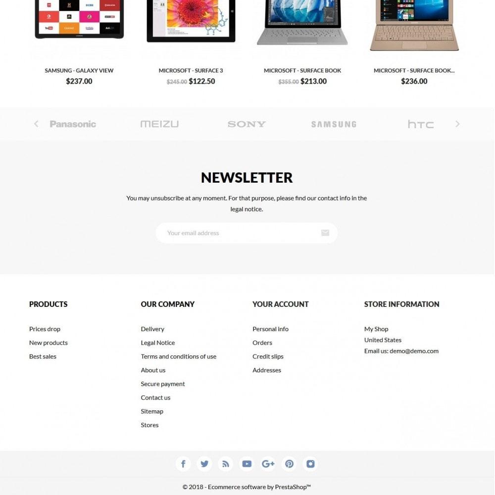 theme - Elektronica & High Tech - Booom box - High-tech Shop - 4