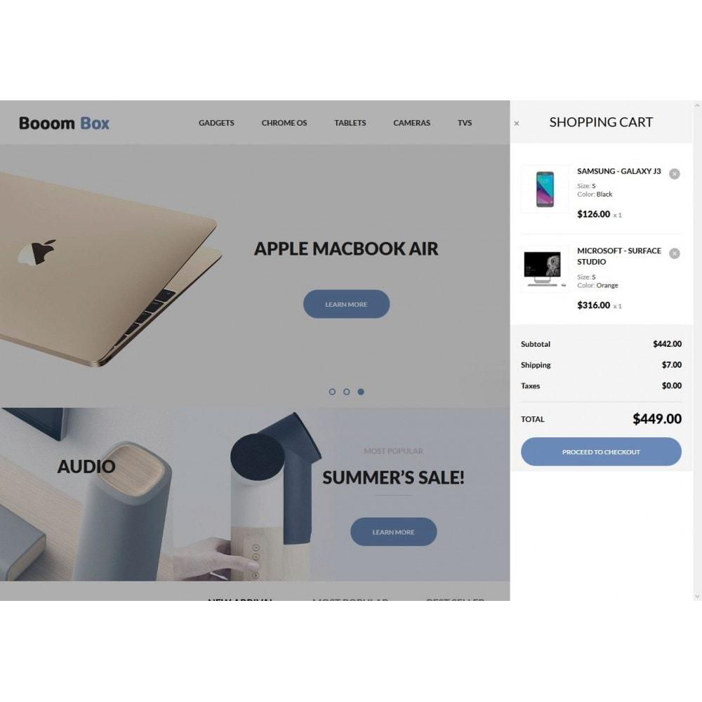 theme - Elektronica & High Tech - Booom box - High-tech Shop - 7