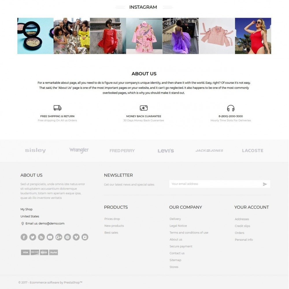 theme - Fashion & Shoes - Shein Fashion Store - 4