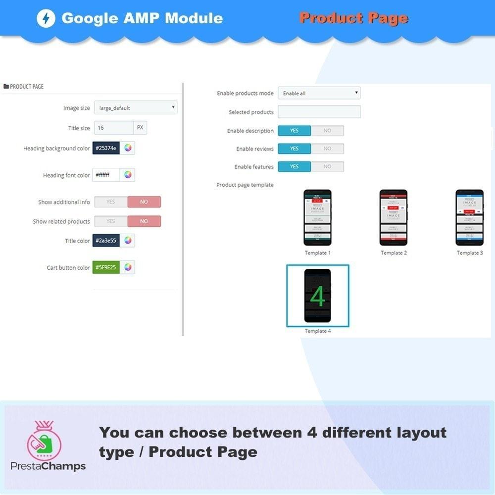 module - Performance du Site - PAGES AMP PROFESSIONNELLES - PAGES MOBILES ACCÉLÉRÉES - 5