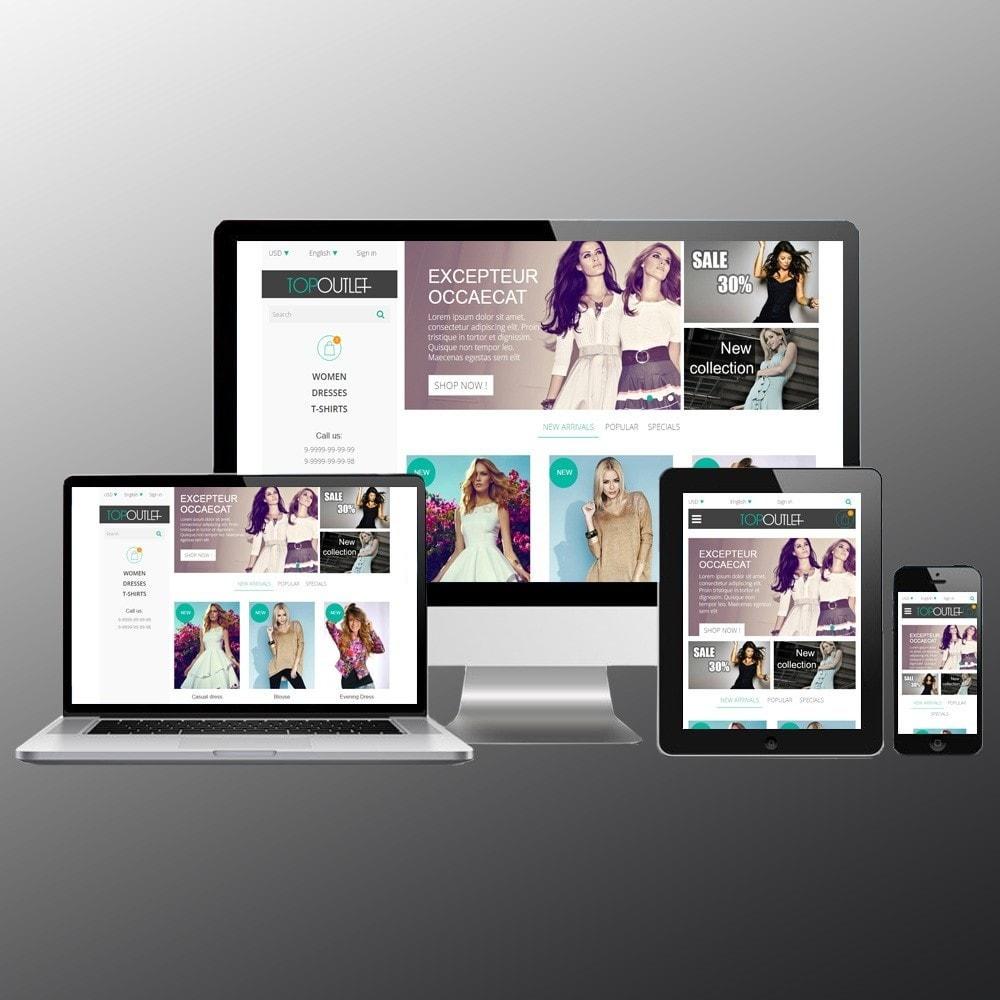 theme - Mode & Chaussures - Membrana Fashion Store - 1