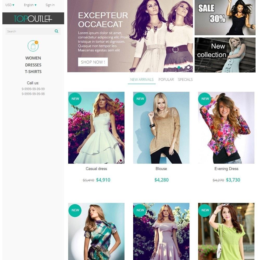 theme - Mode & Chaussures - Membrana Fashion Store - 2