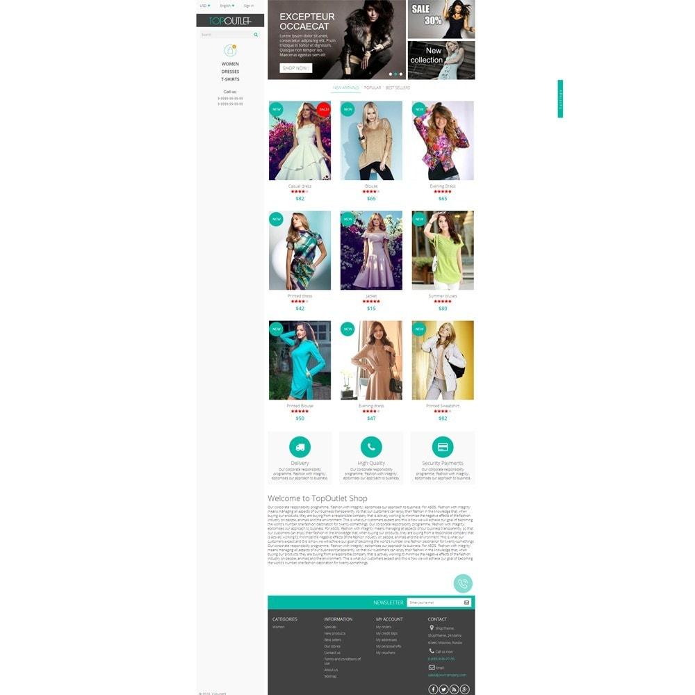 theme - Mode & Chaussures - Membrana Fashion Store - 3