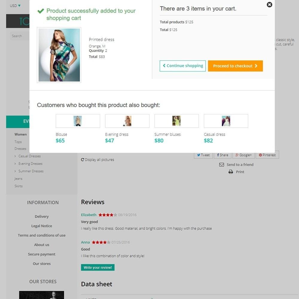 theme - Mode & Chaussures - Membrana Fashion Store - 7