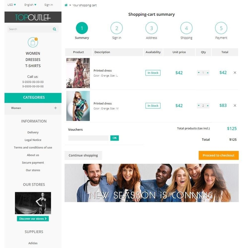 theme - Moda & Calzature - Membrana Fashion Store - 8