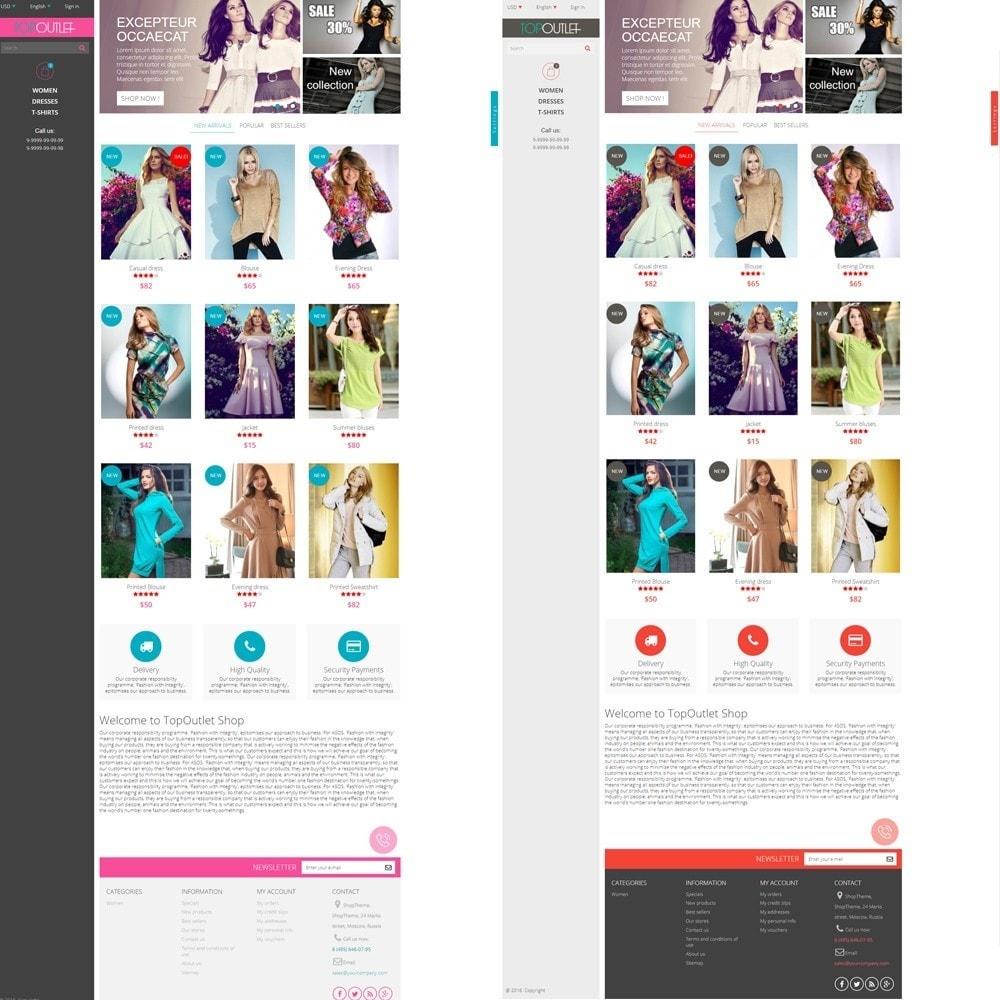 theme - Mode & Chaussures - Membrana Fashion Store - 12