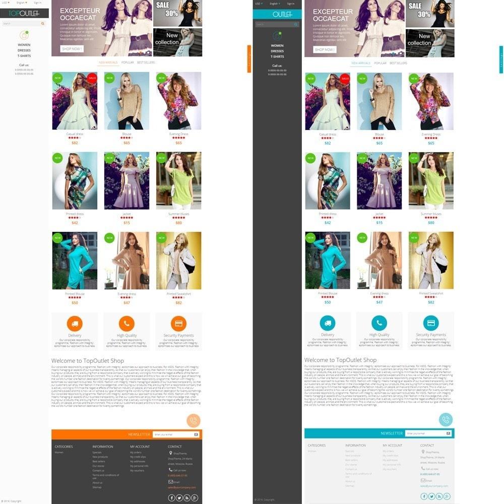 theme - Moda & Calzature - Membrana Fashion Store - 13