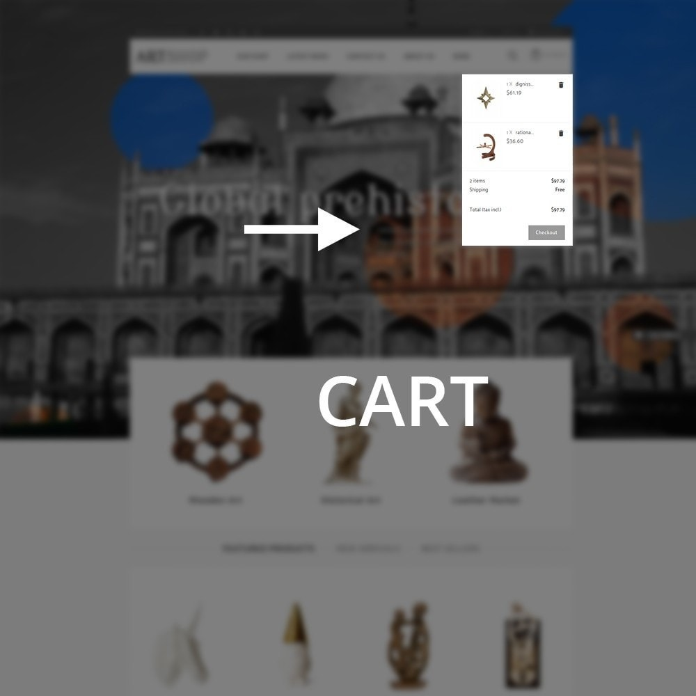 theme - Casa & Jardins - Art Shop - 10