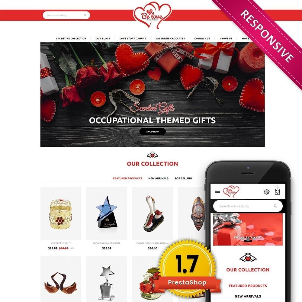 theme - Regali, Fiori & Feste - Belove Valentine Gift Shop - 1