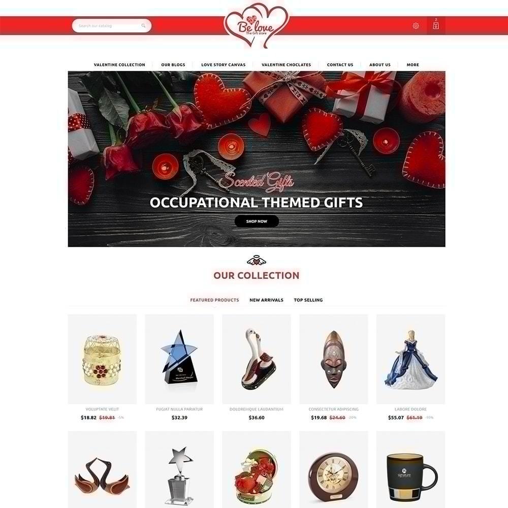 theme - Regali, Fiori & Feste - Belove Valentine Gift Shop - 2