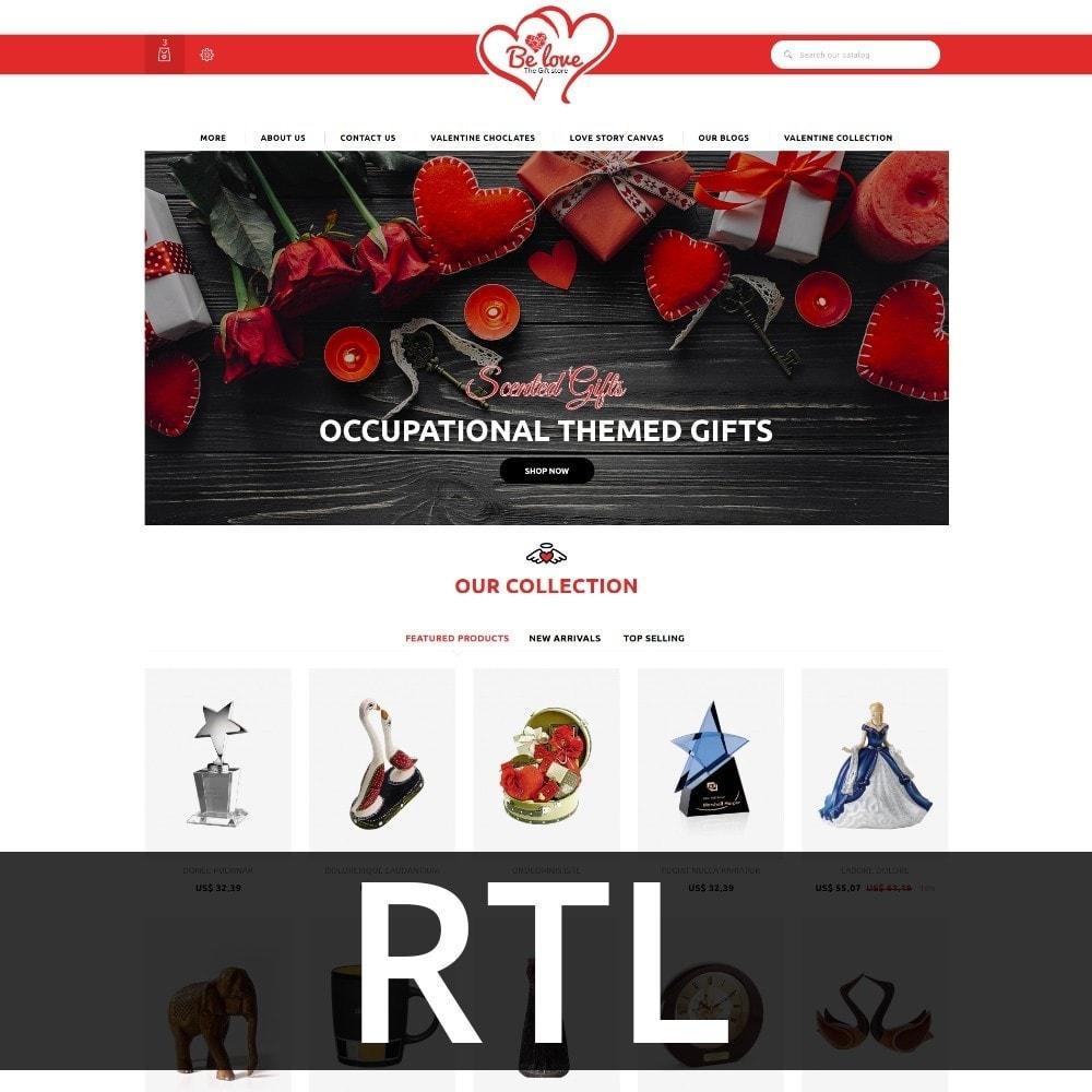 theme - Regali, Fiori & Feste - Belove Valentine Gift Shop - 3