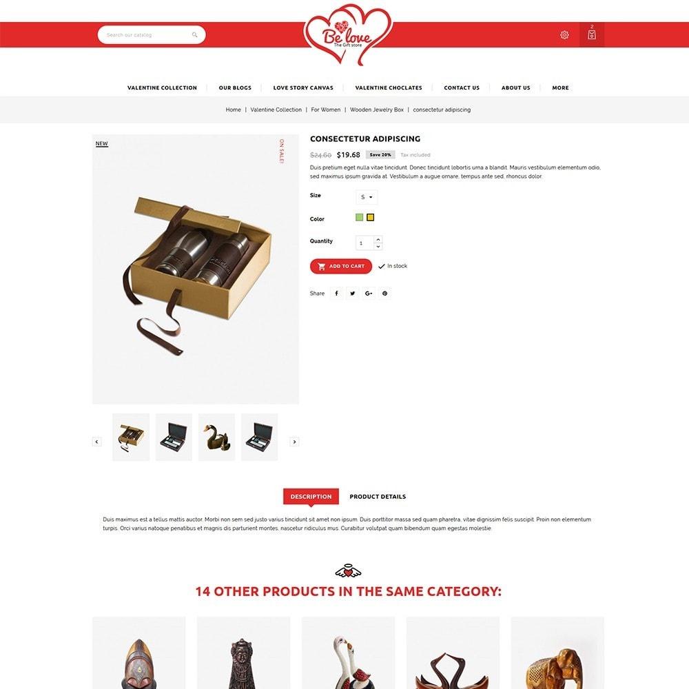 theme - Regali, Fiori & Feste - Belove Valentine Gift Shop - 6