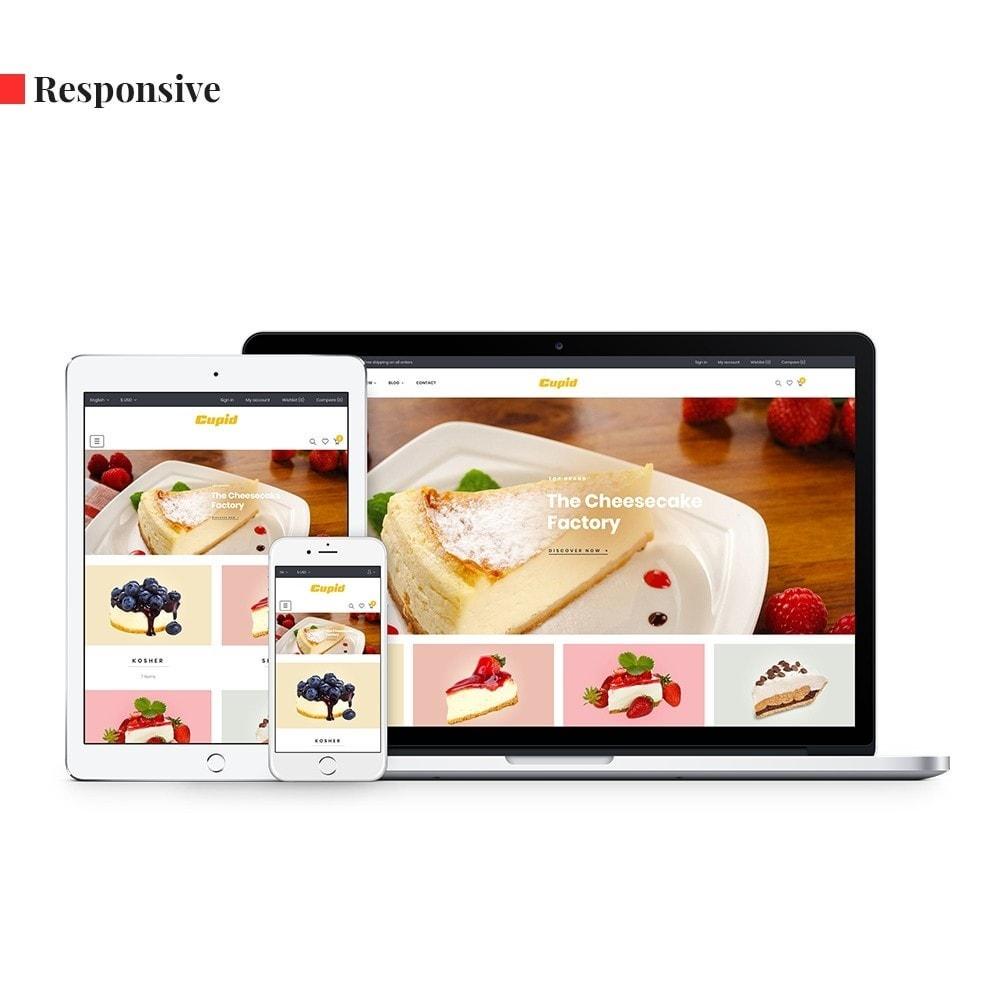 theme - Продовольствие и рестораны - Ap Cupid - 2