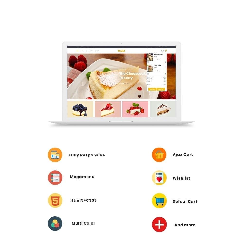 theme - Продовольствие и рестораны - Ap Cupid - 3