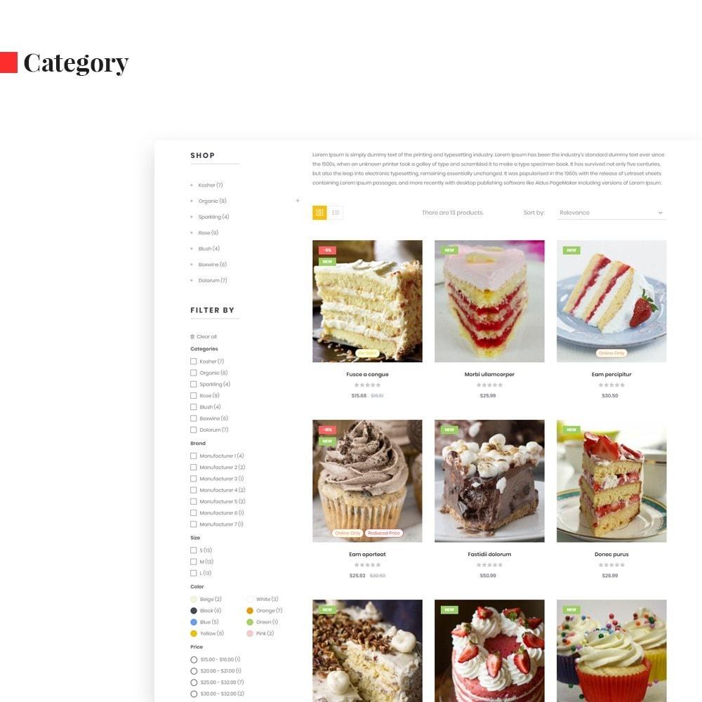 theme - Продовольствие и рестораны - Ap Cupid - 6
