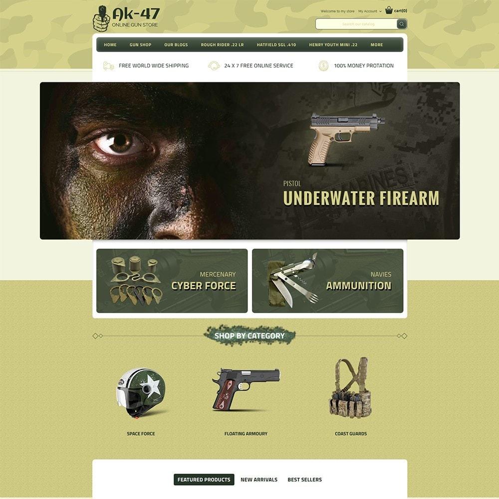 theme - Samochody - AK47 Gun & Tools Store - 2