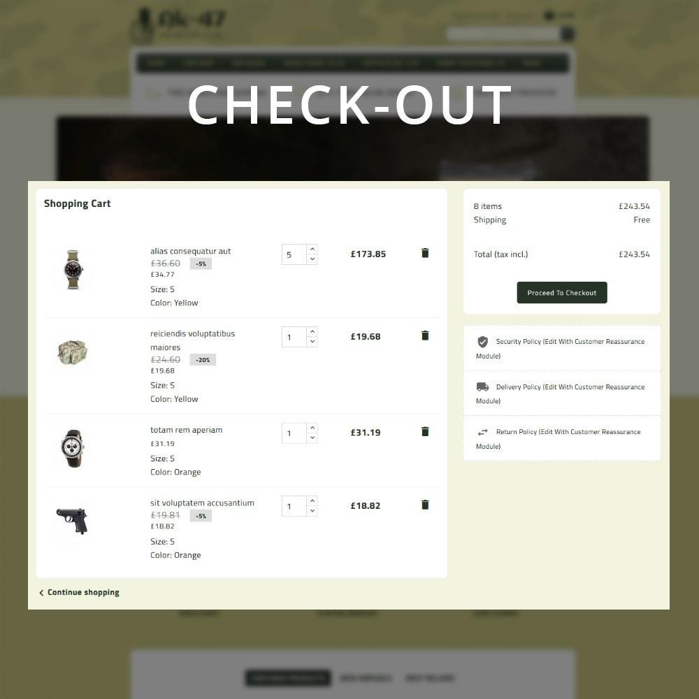 theme - Auto & Moto - AK47 Gun & Tools Store - 11