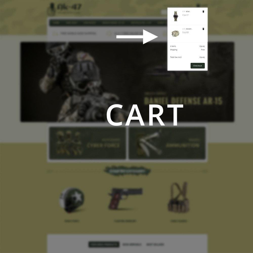 theme - Auto & Moto - AK47 Gun & Tools Store - 12