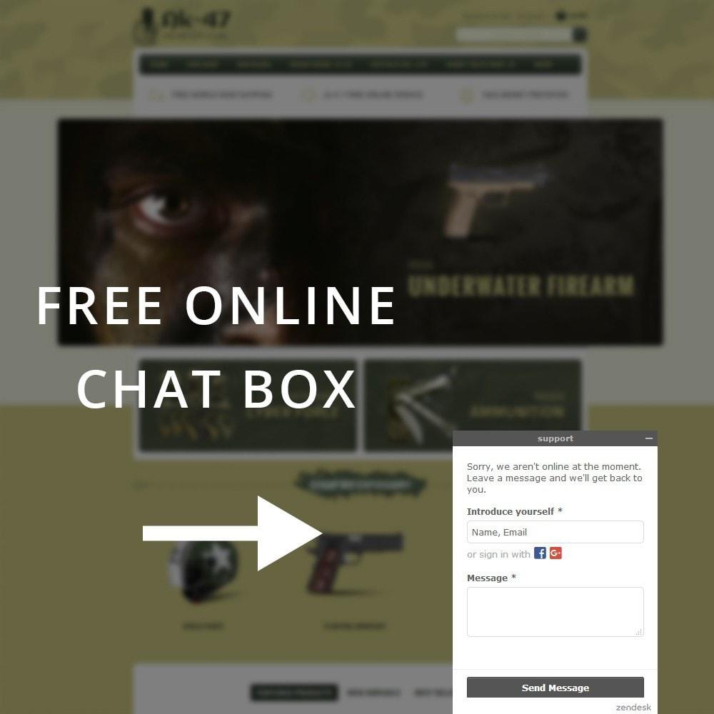 theme - Auto & Moto - AK47 Gun & Tools Store - 13
