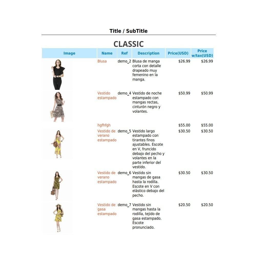 module - Importeren en Exporteren van data - RSI PDF/HTML catalog  evolution - 6