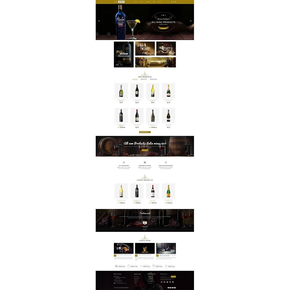 theme - Boissons & Tabac - WineWorld Store - 2