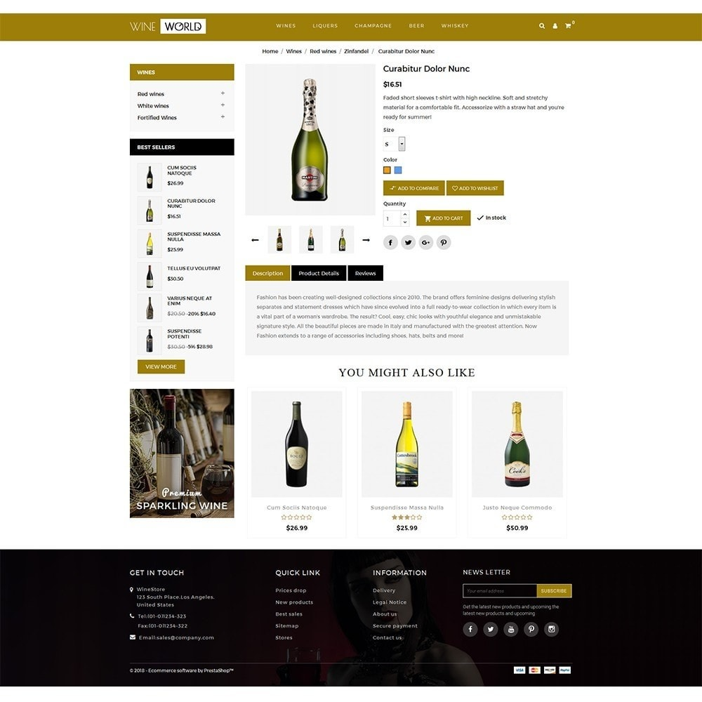 theme - Boissons & Tabac - WineWorld Store - 5