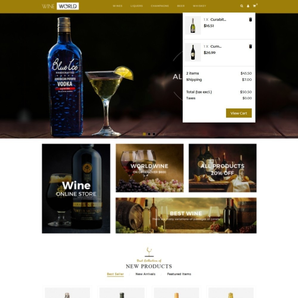 theme - Boissons & Tabac - WineWorld Store - 8