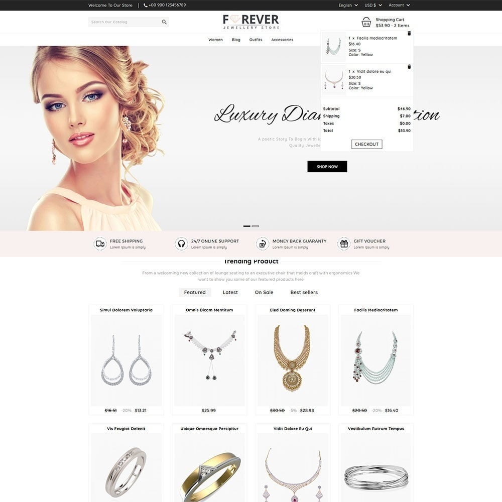 theme - Bijoux & Accessoires - Forever Jewellery - 2