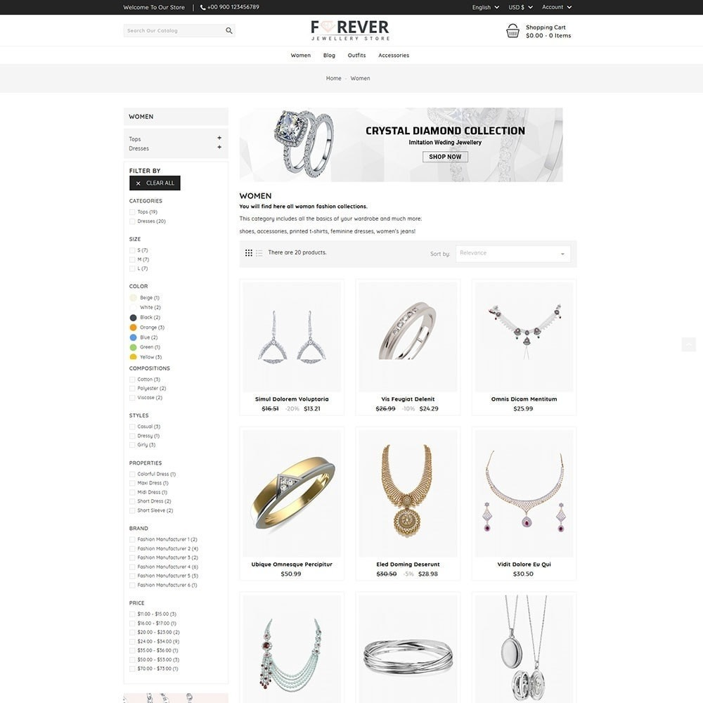 theme - Bijoux & Accessoires - Forever Jewellery - 4