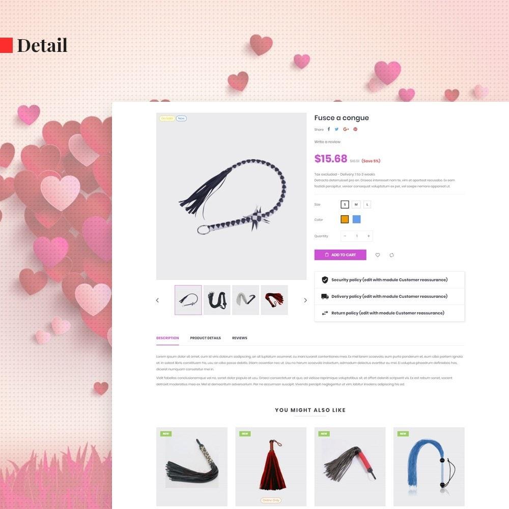 theme - Cadeaus, Bloemen & Gelegenheden - Leo Love Weapon - Fashion & Gifts - 8