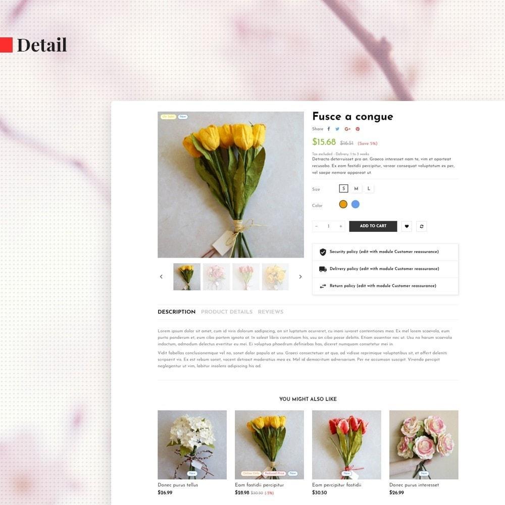 theme - Regalos, Flores y Celebraciones - Leo Orchid - 7