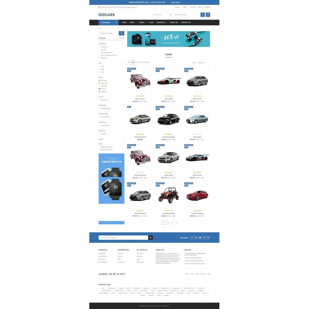 theme - Automotive & Cars - Automotive & Cars - Gomarket - 1