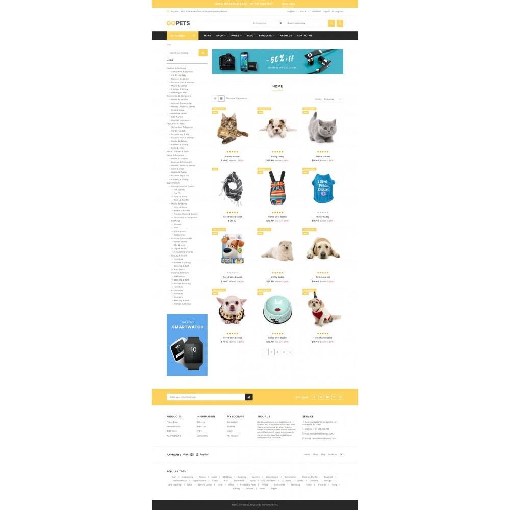 theme - Zwierzęta - Animals & Pets - Gomarket - 2