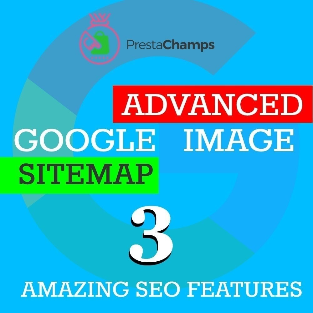 module - SEO (Posicionamiento en buscadores) - Generador avanzado de sitemaps de imagen de Google - 2