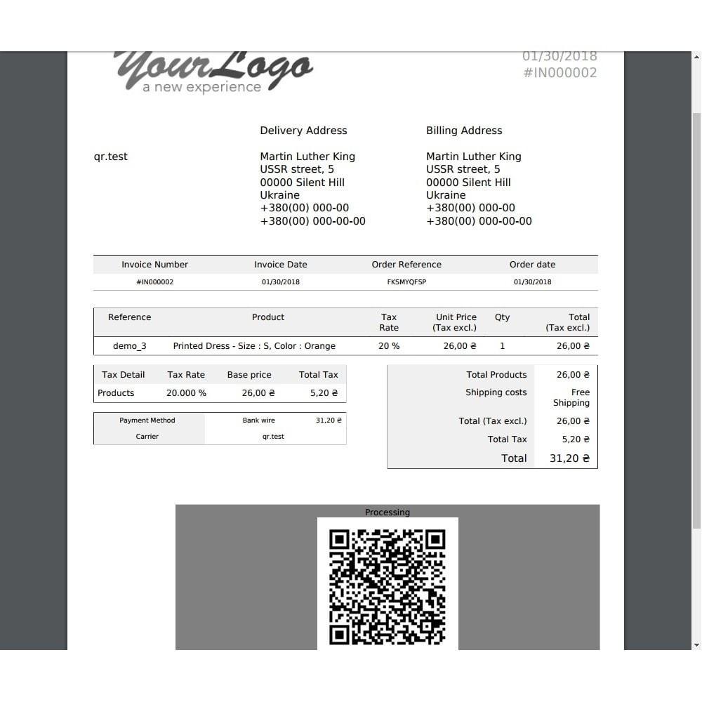 module - Preparación y Envíos - Delivery Automation QR-code - 3