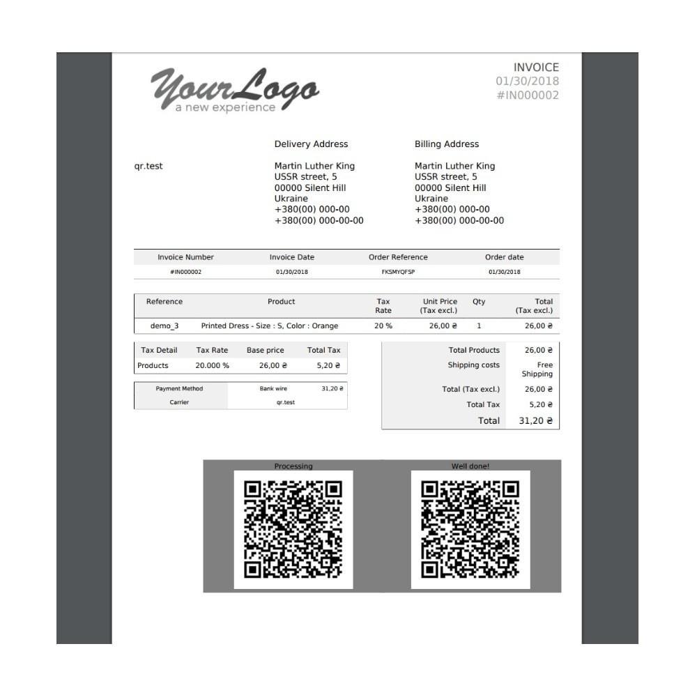 module - Preparación y Envíos - Delivery Automation QR-code - 6