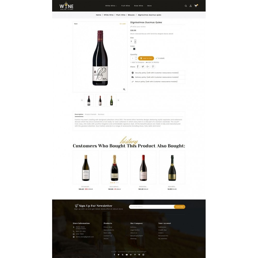 theme - Drink & Wine - Wine Yard - 5