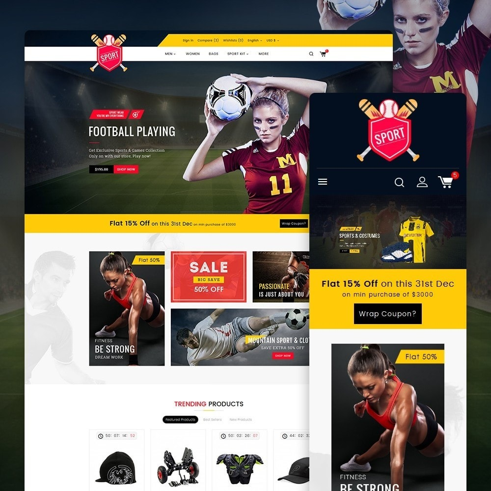 theme - Sport, Loisirs & Voyage - Sports Equipment - 1