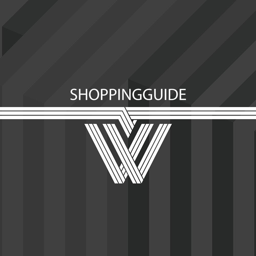 module - Всплывающие окна - Shopping Guide - 1