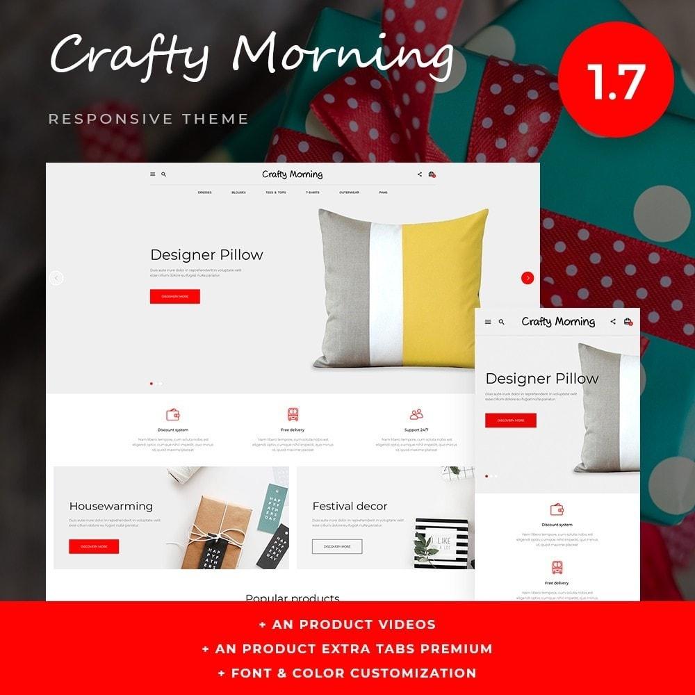 theme - Casa & Giardino - Crafy morning - 1