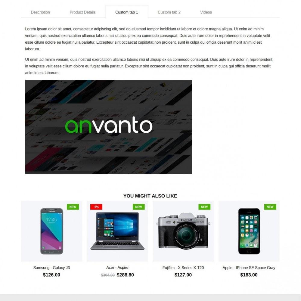 theme - Electronique & High Tech - iHave - High-tech Shop - 8
